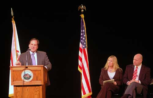 Freeholders Unveil Arts Center Renovations