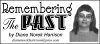 Remembering the Past by Diane Norek Harrison