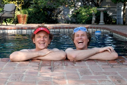 "John C. Reilly and Will Ferrell star in the Columbia Pictures release ""Step Brothers"""