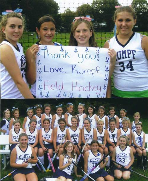 kumpf-athletes-give-thanks