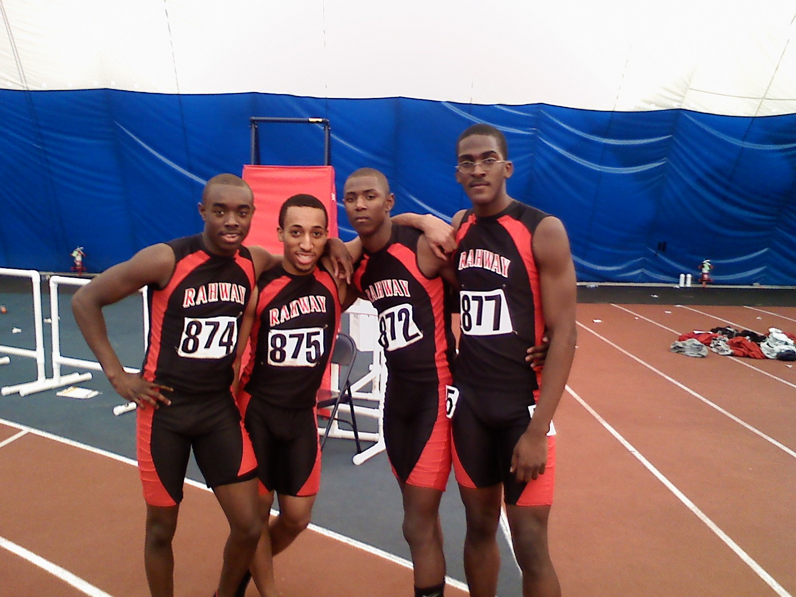 Rahway Relay Team Wins State Championship
